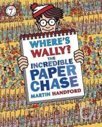 Link to an enlarged image of Where's Wally? The Incredible Paper Chase -- Paperback