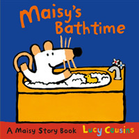 Link to an enlarged image of Maisy's Bathtime (Maisy) -- Paperback / softback