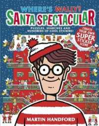 Link to an enlarged image of Where's Wally? Santa Spectacular (Where's Wally?) -- Paperback / softback
