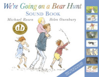 Link to an enlarged image of We're Going on a Bear Hunt -- Hardback