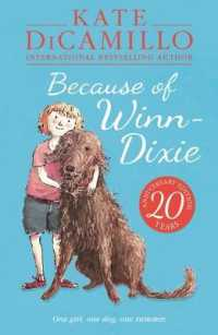 Link to an enlarged image of Because of Winn-dixie -- Paperback / softback