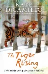Link to an enlarged image of Tiger Rising -- Paperback / softback