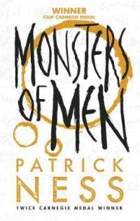 Link to an enlarged image of Monsters of Men (Chaos Walking) -- Paperback