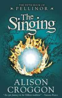 Link to an enlarged image of Singing (The Five Books of Pellinor) -- Paperback / softback