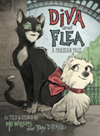 Link to an enlarged image of Diva and Flea: a Parisian Tale -- Paperback / softback