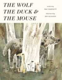 Link to an enlarged image of Wolf, the Duck and the Mouse -- Hardback