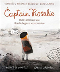 Link to an enlarged image of Captain Rosalie -- Paperback / softback