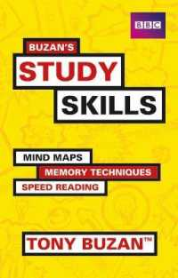 Link to an enlarged image of Buzan's Study Skills : Mind Maps, Memory Techniques, Speed Reading