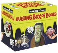Link to an enlarged image of Bulging Box of Books (Horrible Science) -- Paperback / softback