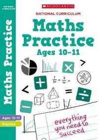 Link to an enlarged image of National Curriculum Maths Practice Book for Year 6 (100 Practice Activities) -- Paperback / softback
