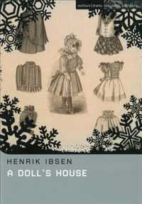 Link to an enlarged image of A Doll's House (Methuen Drama) (Student)
