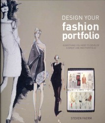 Books Kinokuniya Design Your Fashion Portfolio Faerm Steven 9781408146491