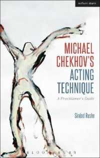 Link to an enlarged image of Michael Chekhov's Acting Technique : A Practitioner's Guide