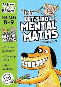 Link to an enlarged image of Let's do Mental Maths for ages 8-9 : For children learning at home -- Paperback / softback