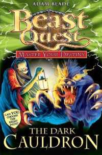 Link to an enlarged image of The Dark Cauldron (Beast Quest)