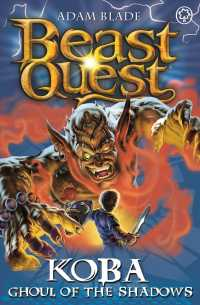 Link to an enlarged image of Koba Ghoul of the Shadows (Beast Quest)