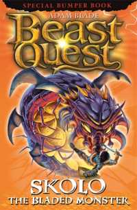 Link to an enlarged image of Skolo the Bladed Monster : Special Bumper Edition (Beast Quest) (Paperback + CRDS S)