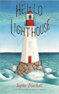 Link to an enlarged image of Hello Lighthouse -- Paperback / softback