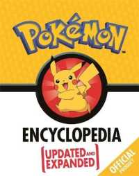 Link to an enlarged image of Official Pokemon Encyclopedia : Updated and Expanded (Pokemon) -- Hardback