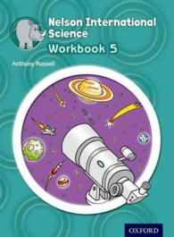 Link to an enlarged image of Nelson International Science 5 (Nelson International Science) (CSM Workbook)