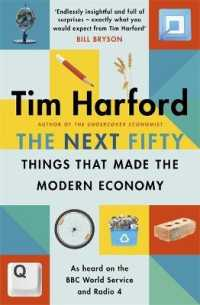 Link to an enlarged image of Next Fifty Things that Made the Modern Economy -- Paperback (English Language Edition)