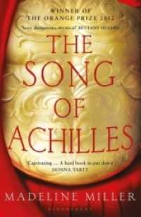 Link to an enlarged image of Song of Achilles -- Paperback / softback