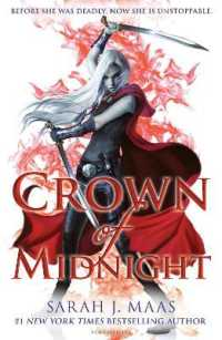 Link to an enlarged image of Crown of Midnight (Throne of Glass) -- Paperback / softback