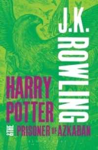 Link to an enlarged image of Harry Potter and the Prisoner of Azkaban -- Paperback (ADULT)