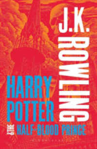 Link to an enlarged image of Harry Potter and the Half-blood Prince -- Paperback (ADULT)