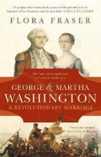 Link to an enlarged image of George & Martha Washington : A Revolutionary Marriage -- Paperback / softback