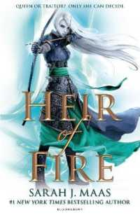 Link to an enlarged image of Heir of Fire ( Throne of Glass 3 )-- Paperback