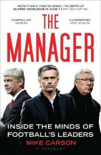Link to an enlarged image of The Manager : Inside the Minds of Football's Leaders