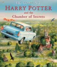 Link to an enlarged image of Harry Potter and the Chamber of Secrets : Illustrated Edition -- Hardback