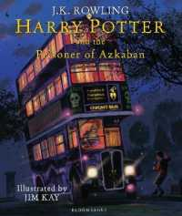 Link to an enlarged image of Harry Potter and the Prisoner of Azkaban : Illustrated Edition -- Hardback