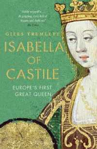 Link to an enlarged image of Isabella of Castile : Europe's First Great Queen -- Paperback / softback