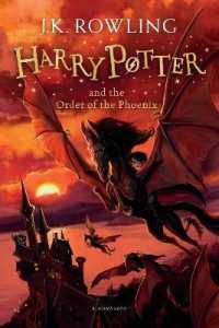 Link to an enlarged image of Harry Potter and the Order of the Phoenix -- Paperback (CHILDREN'S)