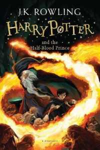 Link to an enlarged image of Harry Potter and the Half-blood Prince -- Paperback (CHILDREN'S)