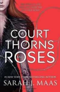 Link to an enlarged image of Court of Thorns and Roses (A Court of Thorns and Roses) -- Paperback / softback