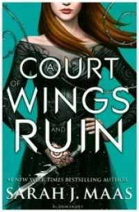 Link to an enlarged image of Court of Wings and Ruin ( A Court of Thorns and Roses 3 ) -- Paperback