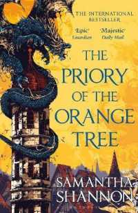 Link to an enlarged image of Priory of the Orange Tree : The Number One Bestseller -- Paperback / softback