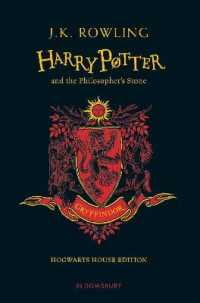 Link to an enlarged image of Harry Potter and the Philosopher's Stone - Gryffindor Edition -- Hardback