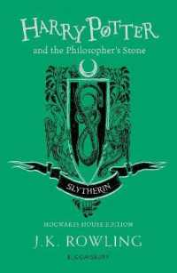 Link to an enlarged image of Harry Potter and the Philosopher's Stone - Slytherin Edition -- Paperback / softback