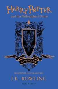 Link to an enlarged image of Harry Potter and the Philosopher's Stone - Ravenclaw Edition -- Paperback / softback