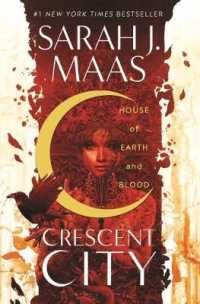 Link to an enlarged image of House of Earth and Blood (Crescent City) -- Hardback