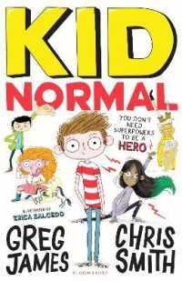 Link to an enlarged image of Kid Normal ( Kid Normal 1 ) -- Paperback