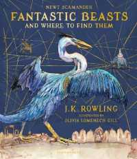 Link to an enlarged image of Fantastic Beasts and Where to Find Them : Illustrated Edition -- Hardback