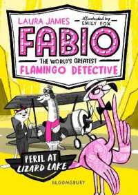 Link to an enlarged image of Fabio the World's Greatest Flamingo Detective: Peril at Lizard Lake