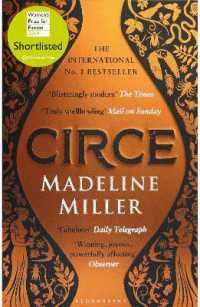Link to an enlarged image of Circe : The International No. 1 Bestseller - Shortlisted for the Women's Prize for Ficti -- Paperback / softback