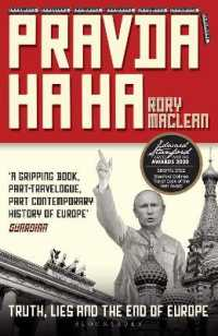 Link to an enlarged image of Pravda Ha Ha : Truth, Lies and the End of Europe -- Paperback / softback