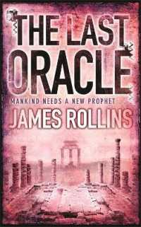 Link to an enlarged image of Last Oracle (Sigma Force) -- Paperback / softback